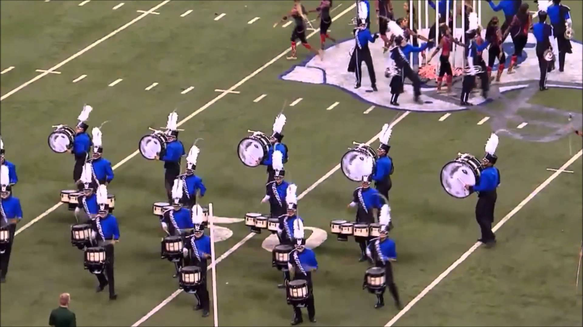 Blue Devils- DCI Finals 2013
