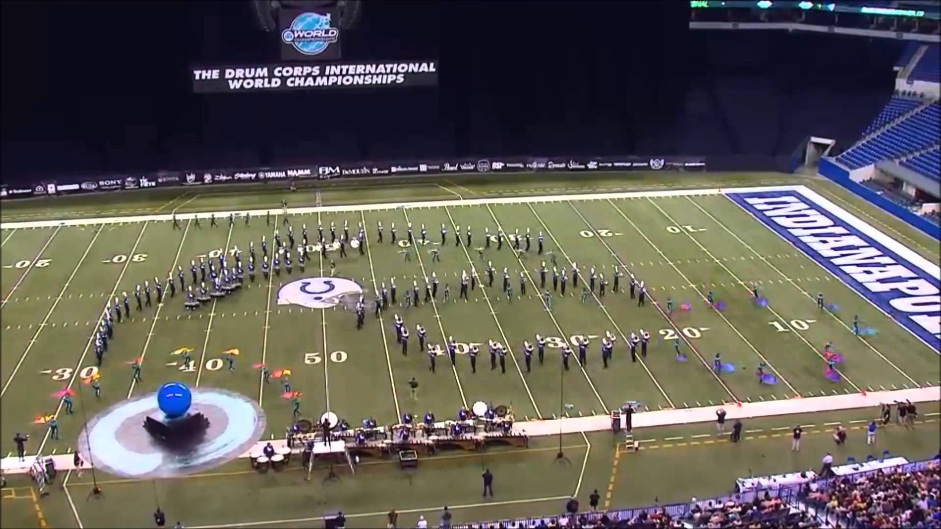Blue Knights- DCI Finals 2013