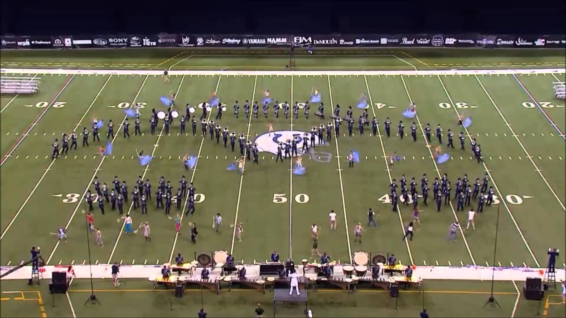 Bluecoats- DCI Finals 2013