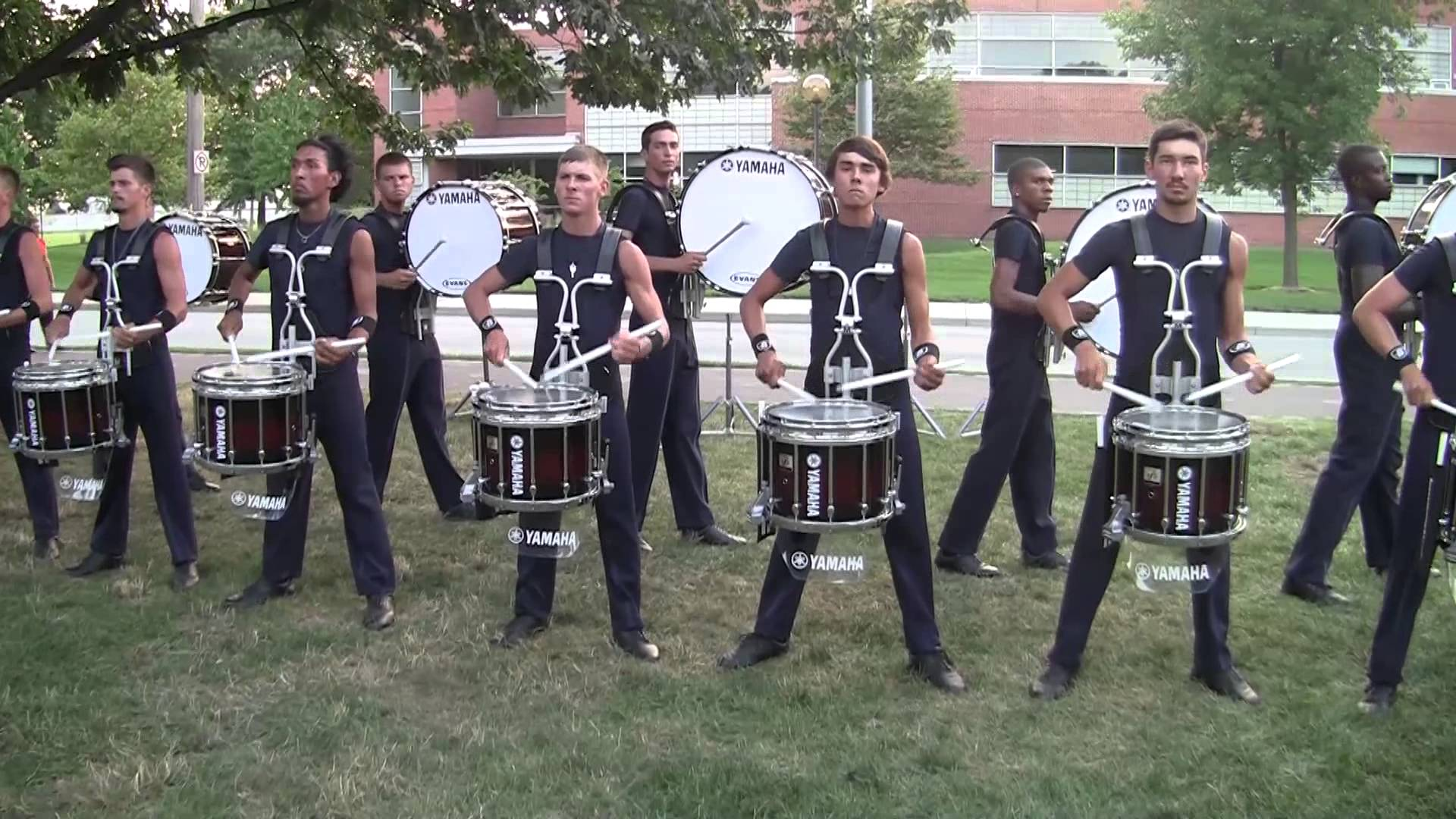 Bluecoats Drumline 2013 – Ebony (Finals)