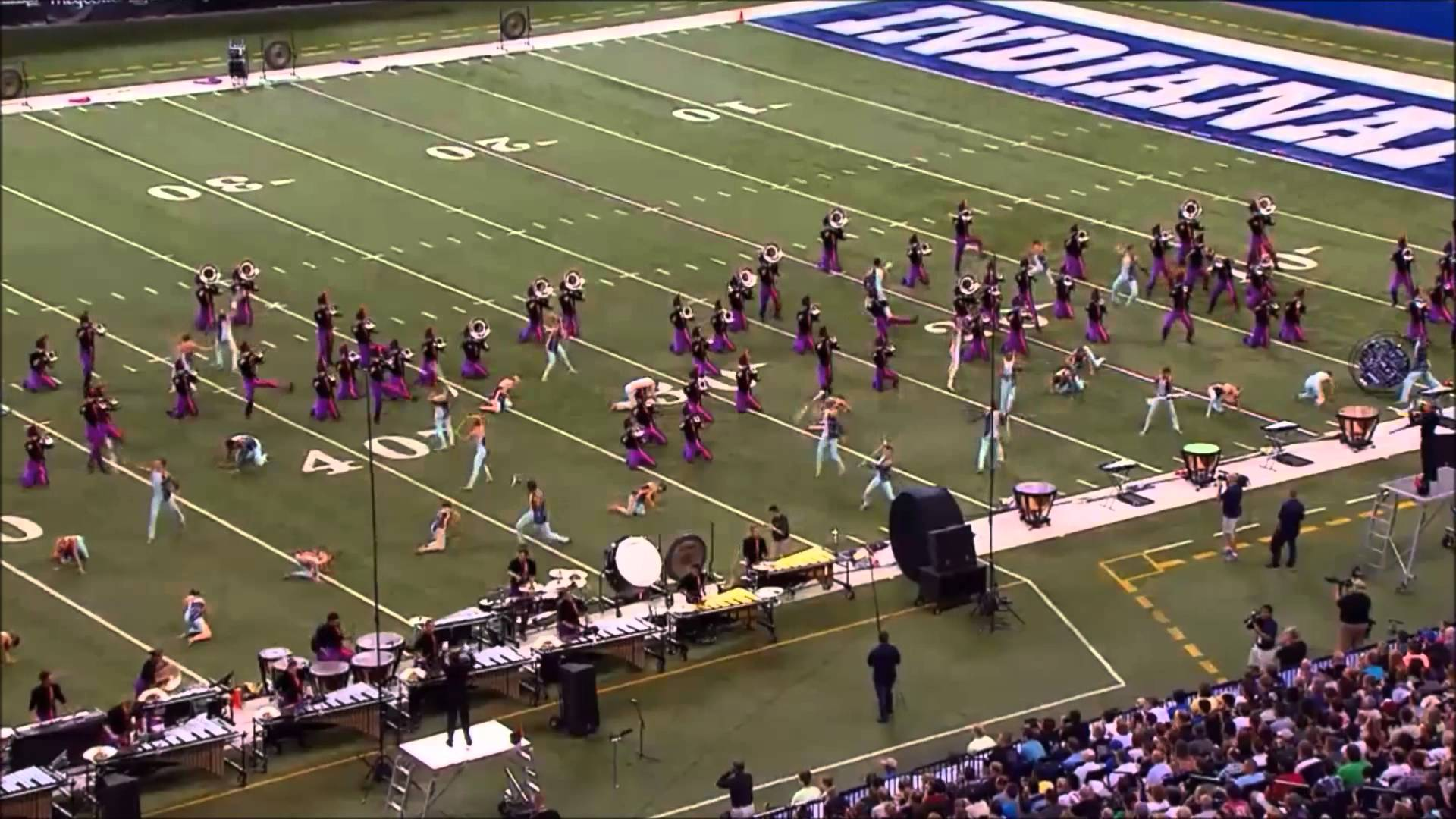 Carolina Crown- DCI Finals 2013