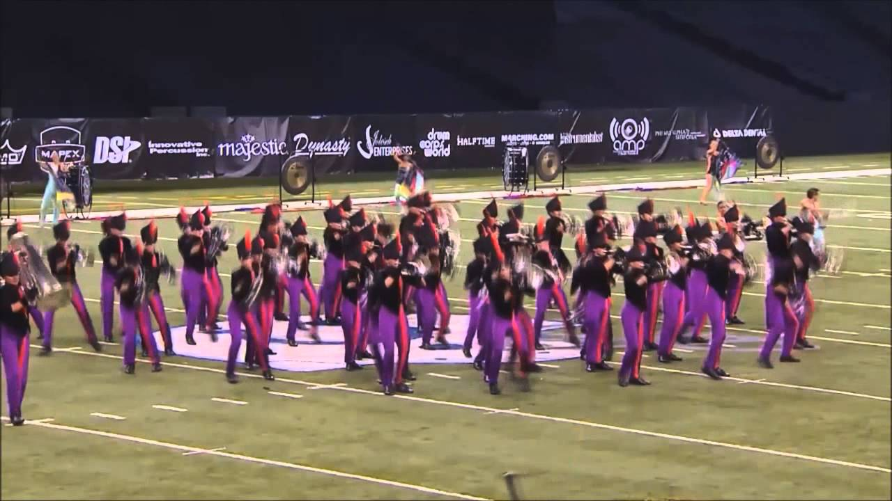 Carolina Crown Opener 2013 HD