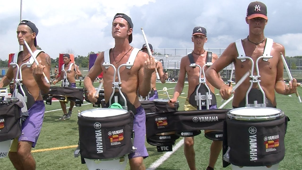 DCI 2013: Cadets, Part 2 / Vic Firth Multi-cam HD Rehearsal Footage!