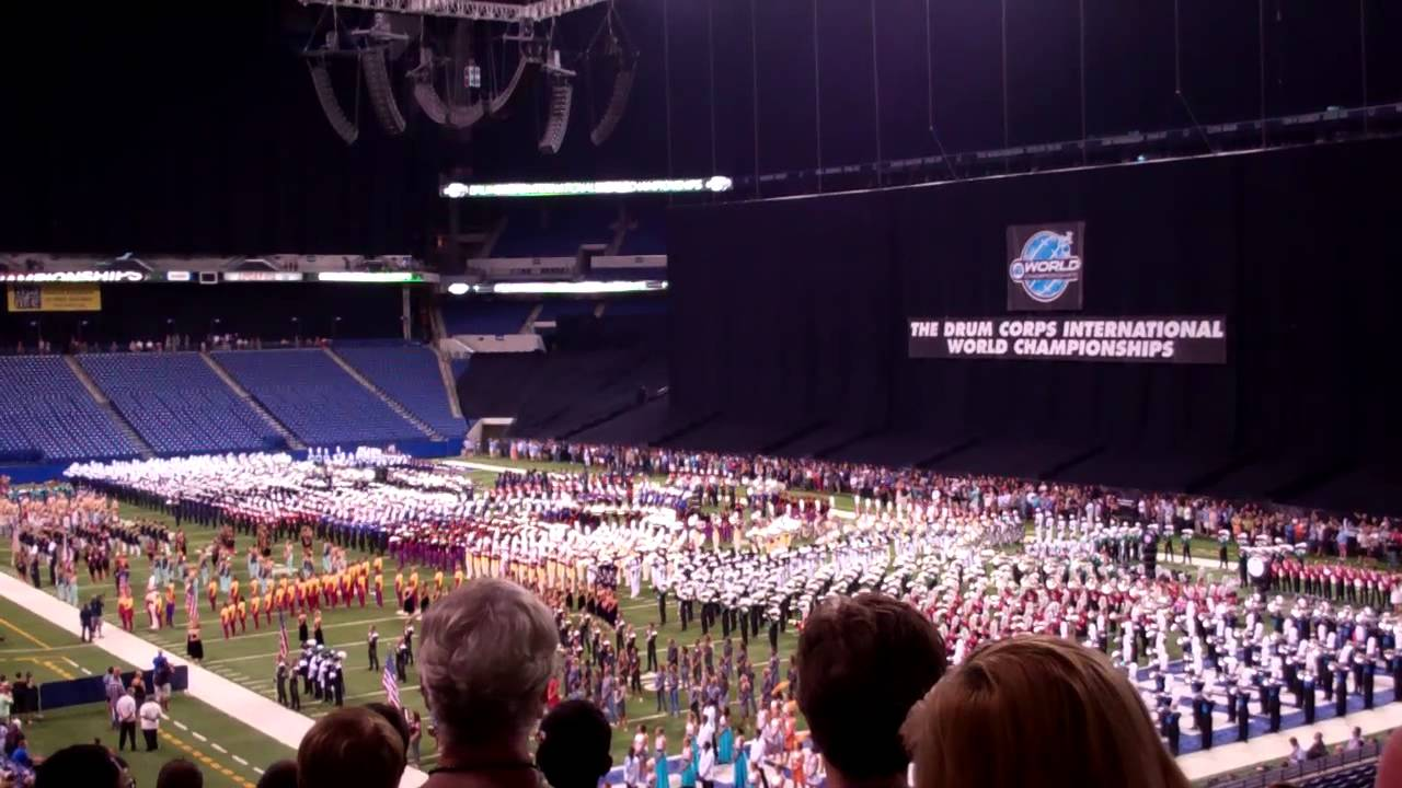 DCI 2013 World Championship Finals Retreat – America the Beautiful