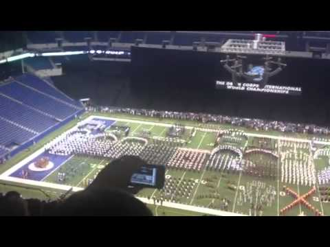 DCI Finals 2013 – America, The Beautiful