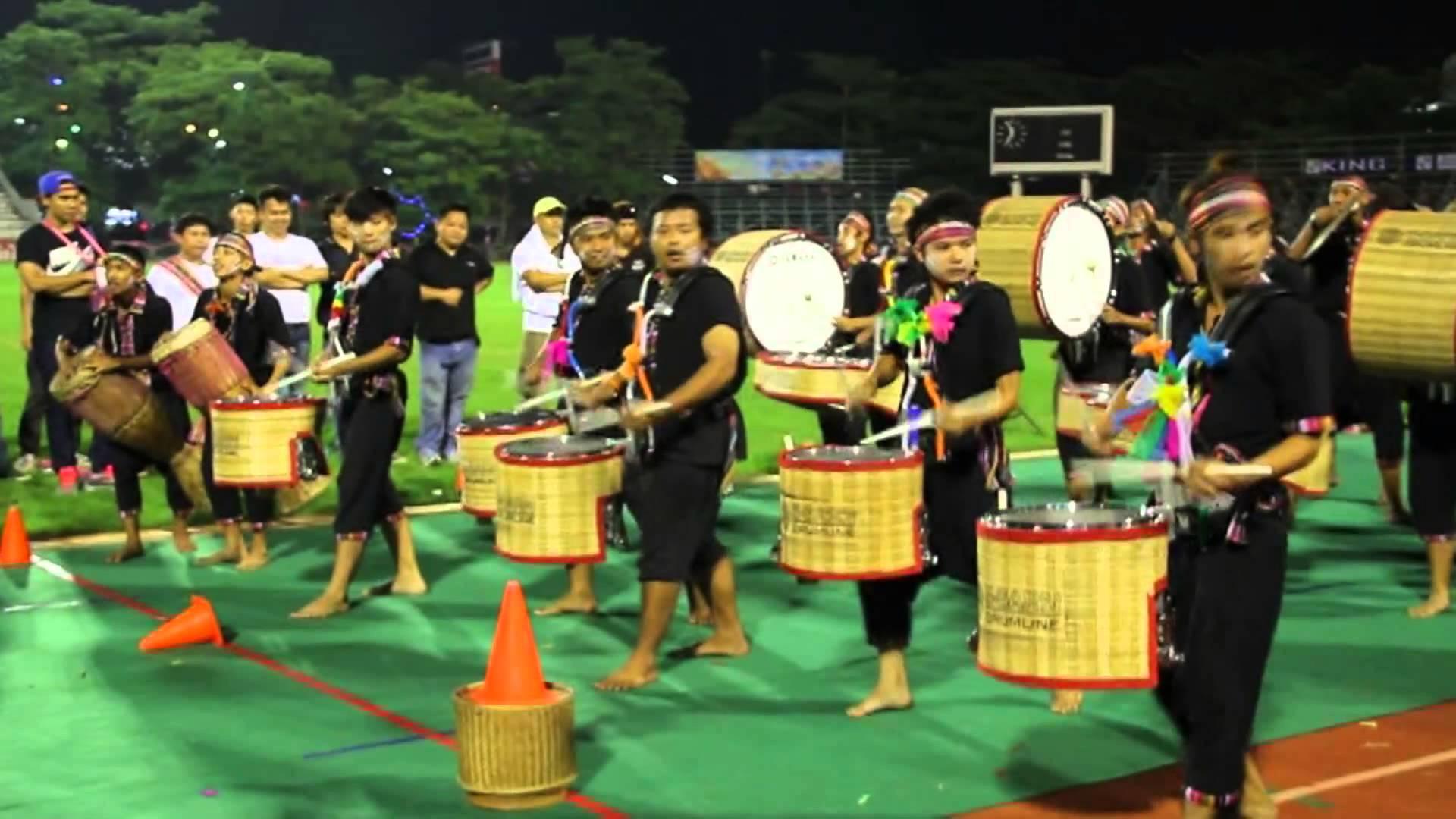 E-Sarn Drumline from Thailand