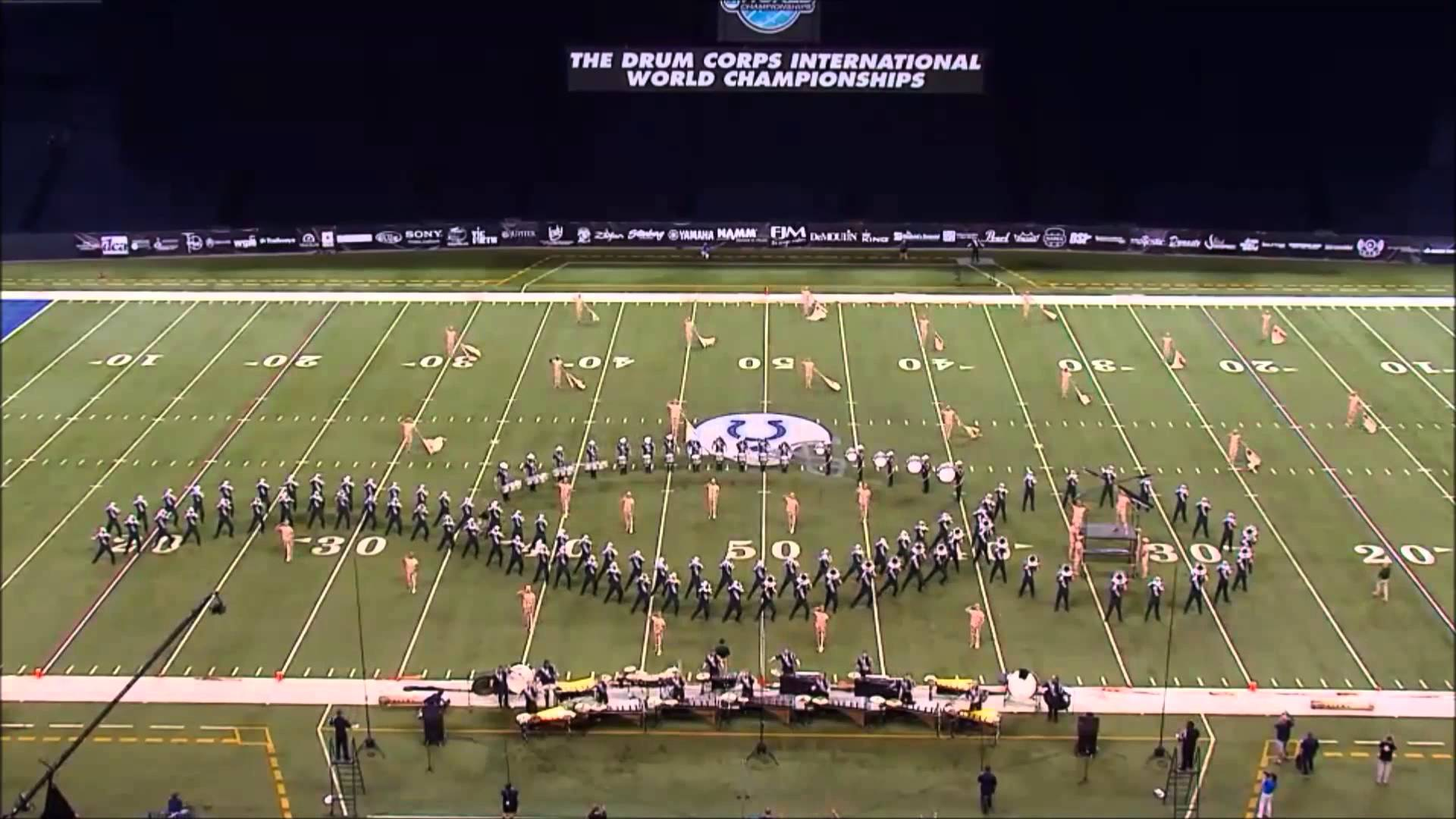 Madison Scouts- DCI Finals 2013