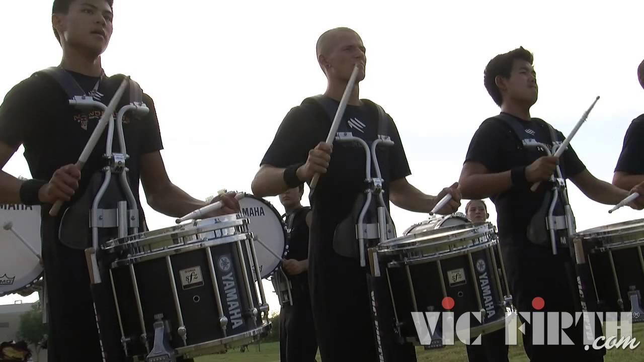 "Mandarins ""In the Lot"" : DCI 2013 Denton, TX : HD Footage!"