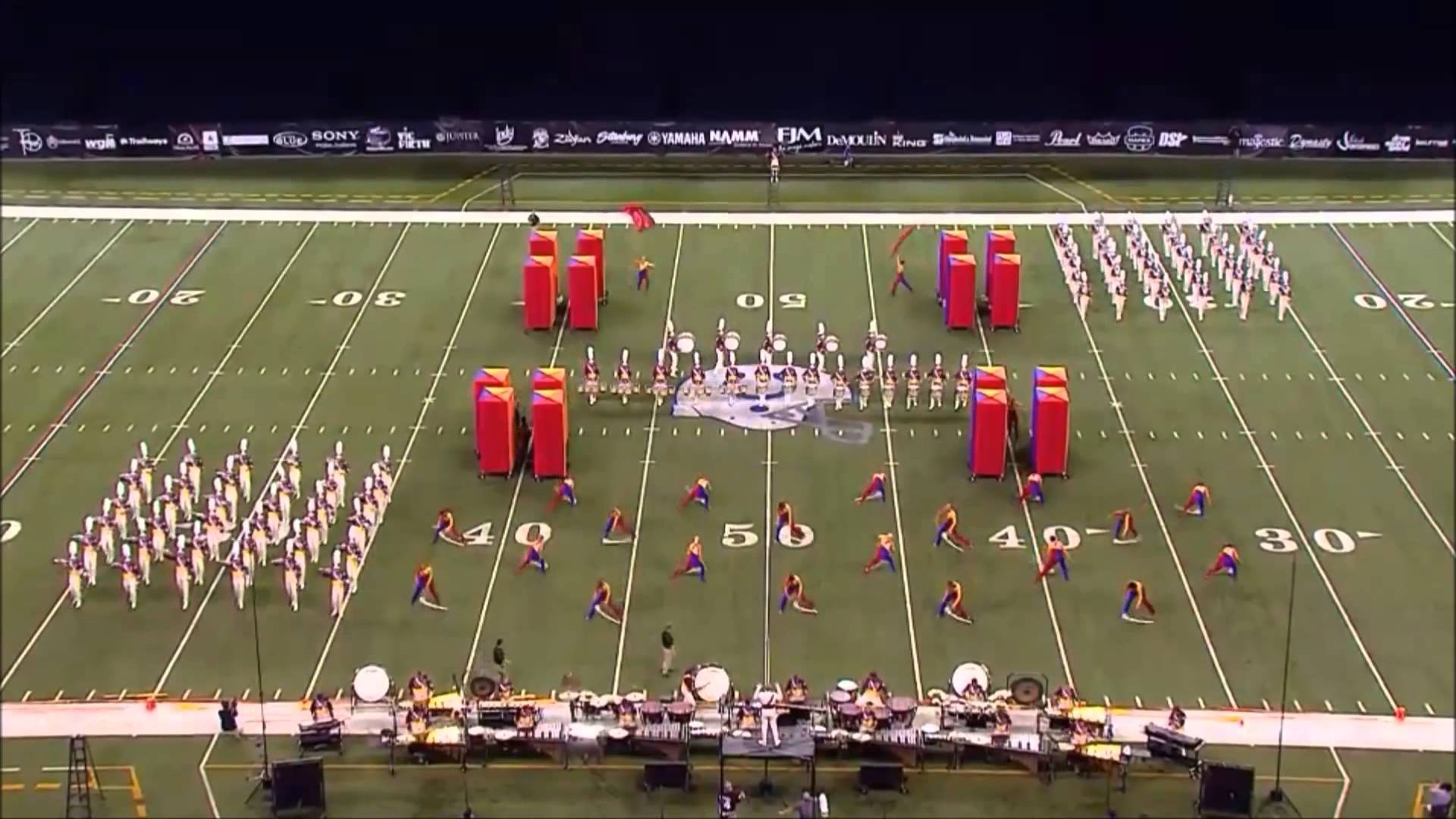 The Cadets- DCI Finals 2013