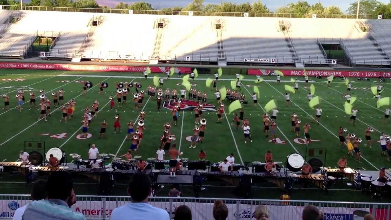 The Cavaliers 2013 – Secret Society | Full Show